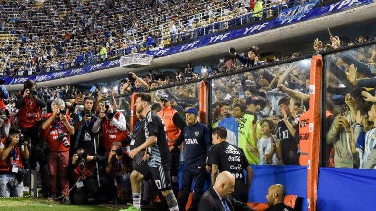 ¿OTRA VEZ? |  El campeón del mundo con Argentina que volvió a liquidar a la Selección