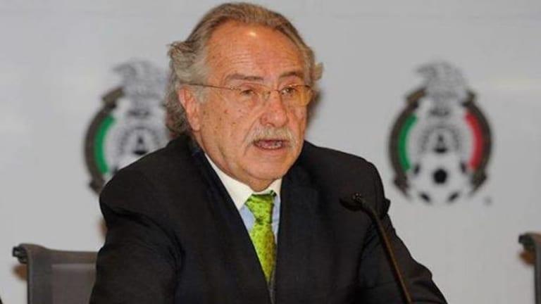 ADIÓS | Decio de María deja la Federación Mexicana de Fútbol