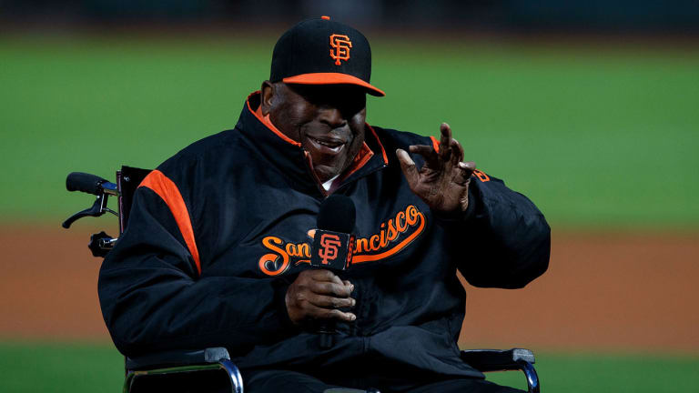Giants Hall of Fame First Baseman Willie McCovey Dies at 80