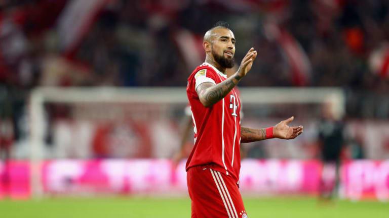 Bayern Munich Ace Arturo Vidal Talks Up Transfer Interest as Man Utd & Chelsea Ponder Summer Switch