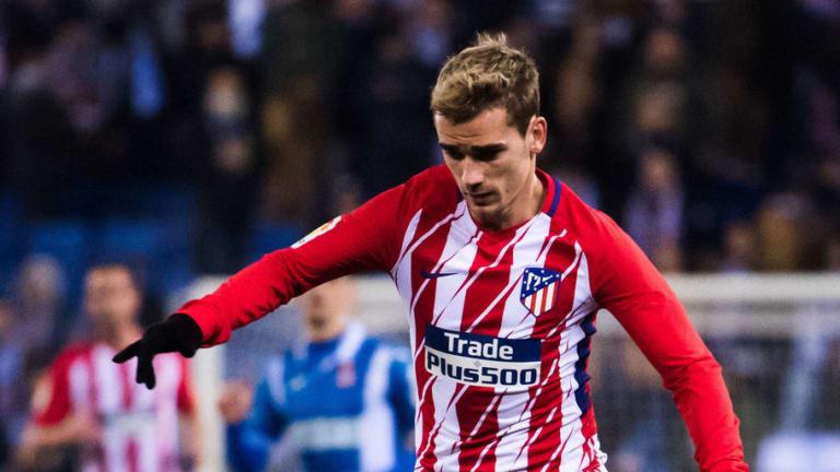 Report Claims Man City Could Make Antoine Griezmann Bid Following End to Alexis Sanchez Saga