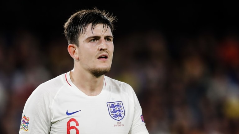 'I'm an Ambitious Player': Harry Maguire Reveals Dream to Play UEFA Champions League Football