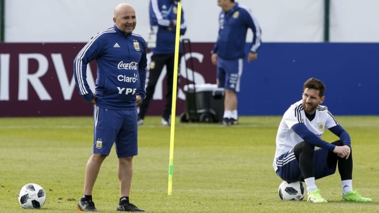 Papering Over the Cracks: Why Argentina's Win Over Nigeria Won't Inspire La Celeste to WC Glory