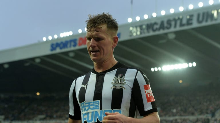 Newcastle's Matt Ritchie Withdraws From Scotland Squad Ahead of Hungary Friendly