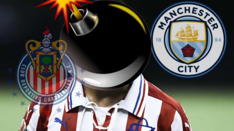 BOMBA | El Manchester City está tras los pasos de un jugador de Chivas