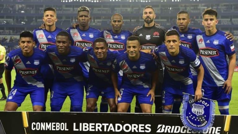 OFICIAL | Club Sport Emelec ya tiene rival para su primer debut en la Copa Libertadores 2018
