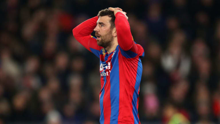 'I Love it Here': Crystal Palace Midfielder Tells of Desire to Finish Career at Selhurst Park