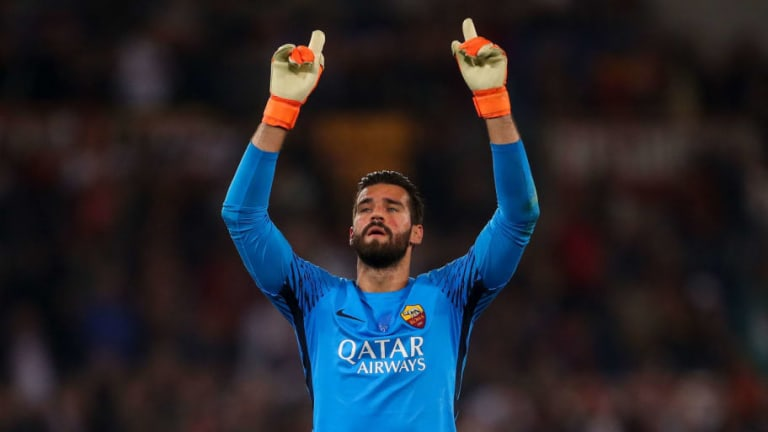 Roma Sporting Director Monchi Warns of Alisson Deadline as Liverpool and Chelsea Consider Bids