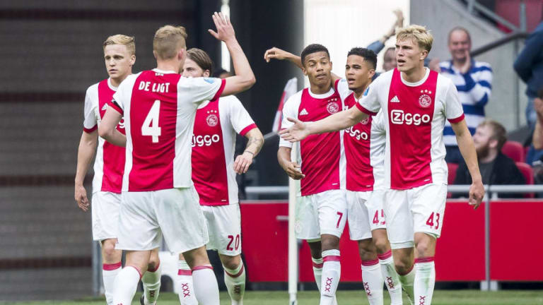 Report Claims Tottenham & Liverpool Have Submitted £25m Bids for Ajax Starlet as Roma Lead Chase