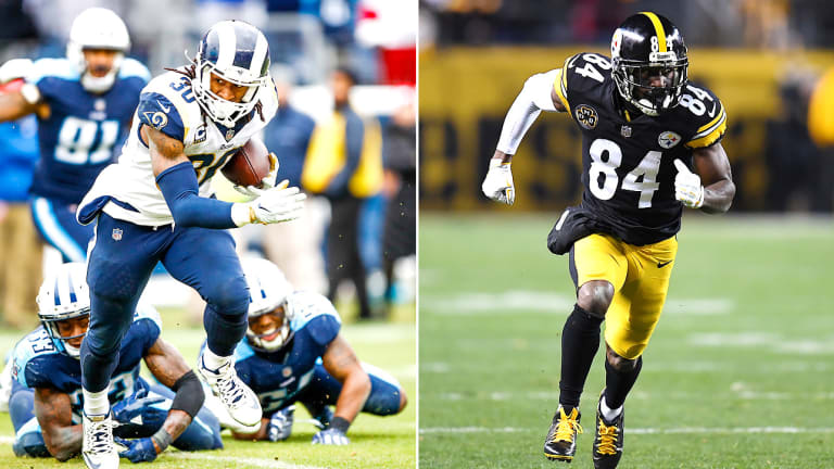 How Often Do Top-12 Running Backs and Wide Receivers Repeat the Following Season?