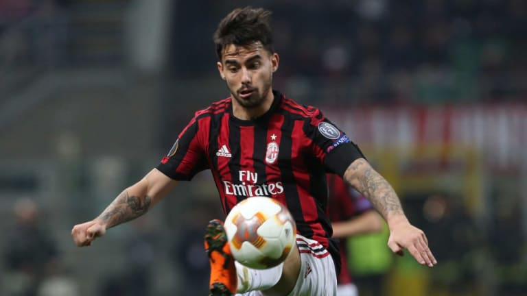 Suso Quashes Liverpool & Spurs Links as He Reaffirms Commitment to AC Milan