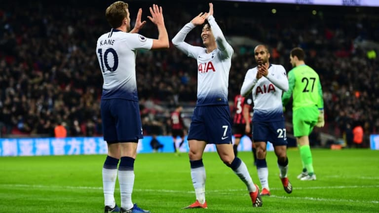 Tottenham 5-0 Bournemouth: Report, Ratings & Reaction as Son Brace Helps Spurs Rout Cherries