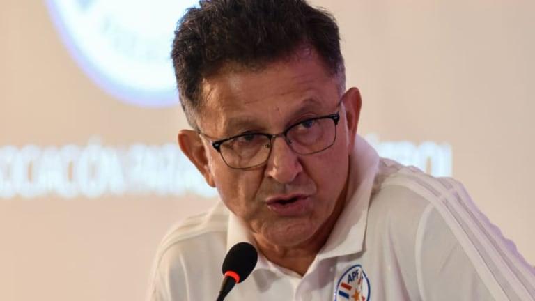 POLÉMICA   El equipo inglés por el que Osorio podría dejar la selección de Paraguay