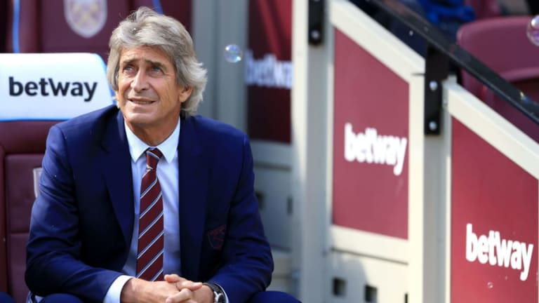 Manuel Pellegrini Admits He's 'Very Worried' About West Ham's Poor Start After Wolves Defeat