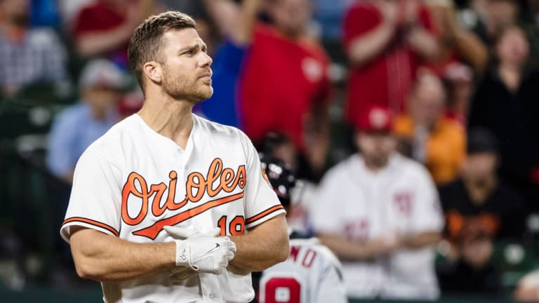 Crushed Davis: Nobody Is Struggling With the Modern Game More Than Chris Davis