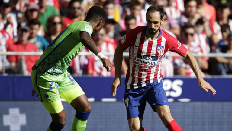 Así están rindiendo los jugadores cedidos por el Atlético de Madrid