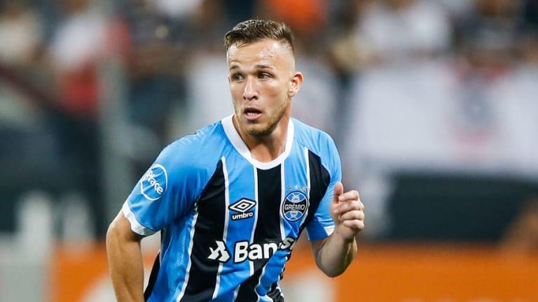 OFICIAL | Barcelona y Gremio llegan a un acuerdo por el fichaje de Arthur