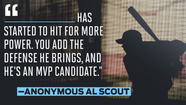 Enemy Lines: Opposing Scouts Size Up the American League