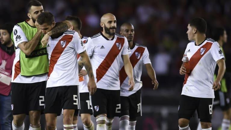 Malas noticias para Gallardo: se confirmó el desgarro de uno de los jugadores titulares de River