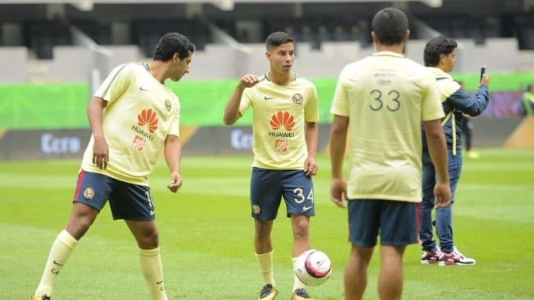 SE VAN DEL NIDO   Los 2 jugadores del América que no aparecen registrados en la página de la Liga MX