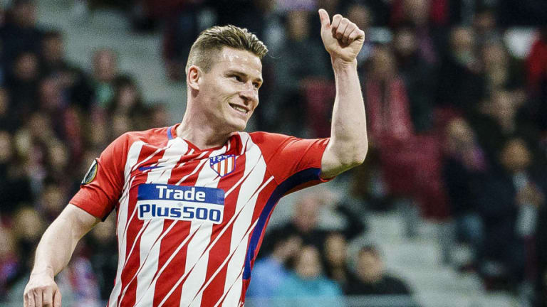 Kevin Gameiro's Time At Atlético Madrid Almost Up With La Liga Rival Set To Launch Big Money Offer