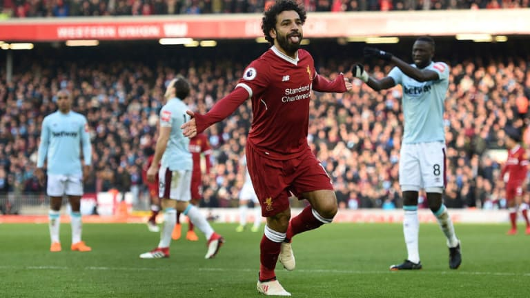 Spanish Report Claims Mohamed Salah Has Made His Mind Up on Real Madrid Move
