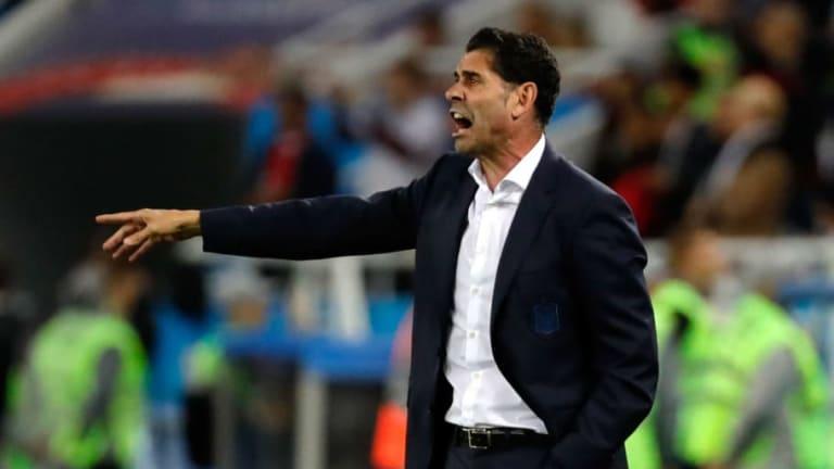 El nuevo lanzador de penaltis de la selección española que ha designado Hierro