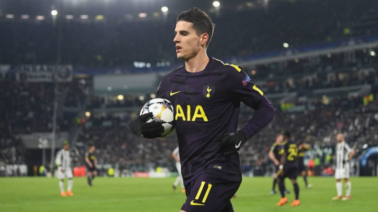 Viaggio in Italia: Inter Eye Summer Swoop for Tottenham Winger Erik Lamela