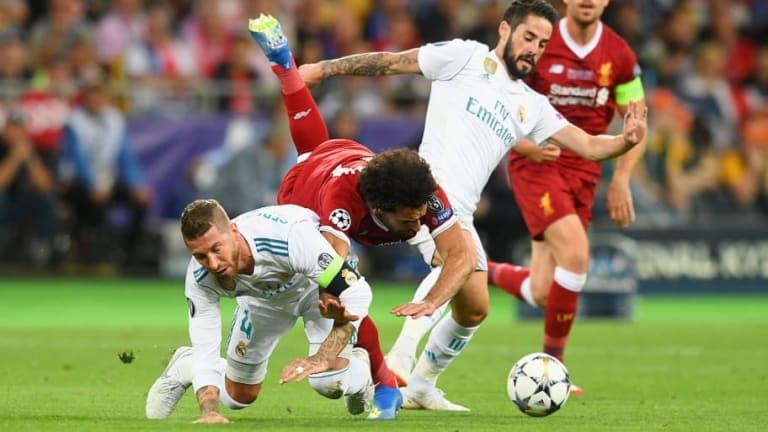 """""""QUE DIOS SE ENCARGUE DE ÉL""""   La prensa egipcia carga duramente contra Sergio Ramos por Salah"""