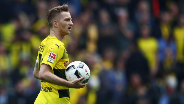 Marco Reus Reveals When He Plans to Make Dortmund Return From Lengthy Knee Lay Off