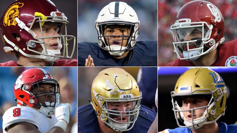Six Ways To Draft Day: How First Half-Dozen Picks May Go