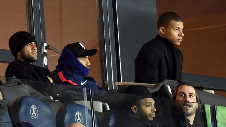 PSG Boss Unai Emery Confirms Kylian Mbappe Will Be Fit to Face Real Madrid in Champions League