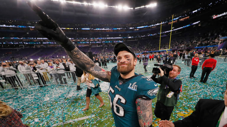 Chris Long's Next Mountain: After Super Bowl Summit, Eagle Eyes Kilimanjaro For Water Charity