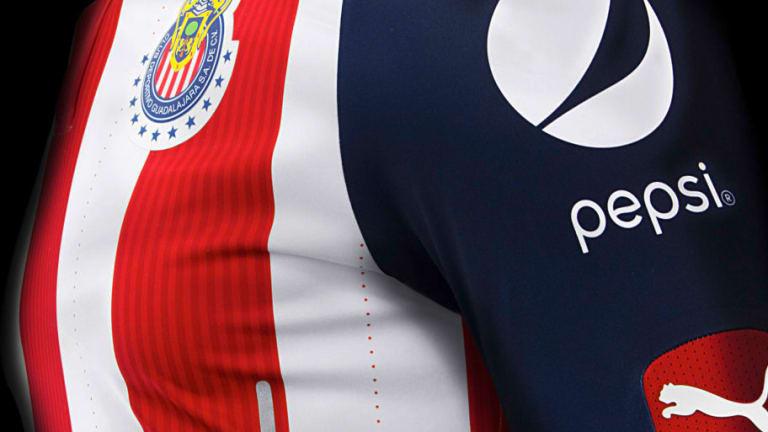 ELEGANTES | Se filtran las nuevas camisetas de Chivas para el Apertura 2018
