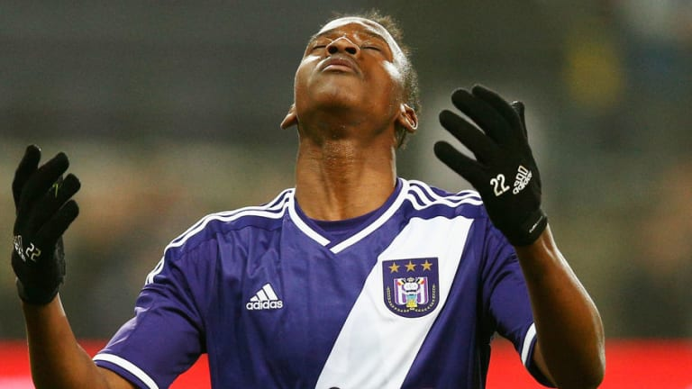 Watford Confirm Signing of Highly-Rated Anderlecht Winger Dodi Lukebaki on Long-Term Deal