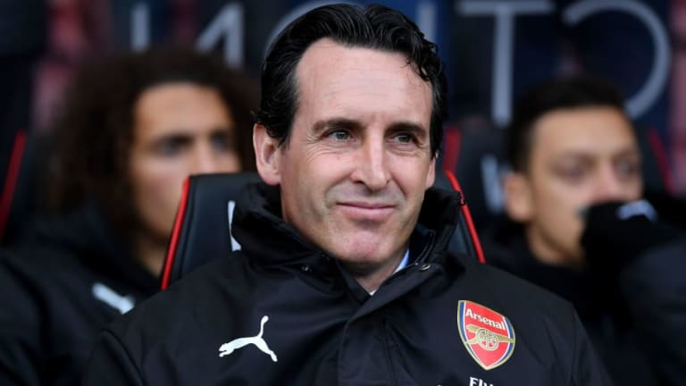 Arsenal Boss Unai Emery Handed Timely Fitness Boost Ahead of North London Derby