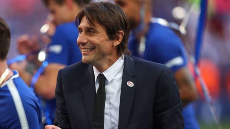 El futbolista que acompañaría a Conte en su llegada al Real Madrid