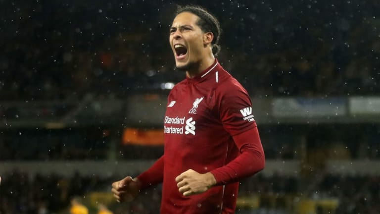 Journalist Claims Virgil van Dijk 'More Valuable' to Liverpool Than £130m Philippe Coutinho