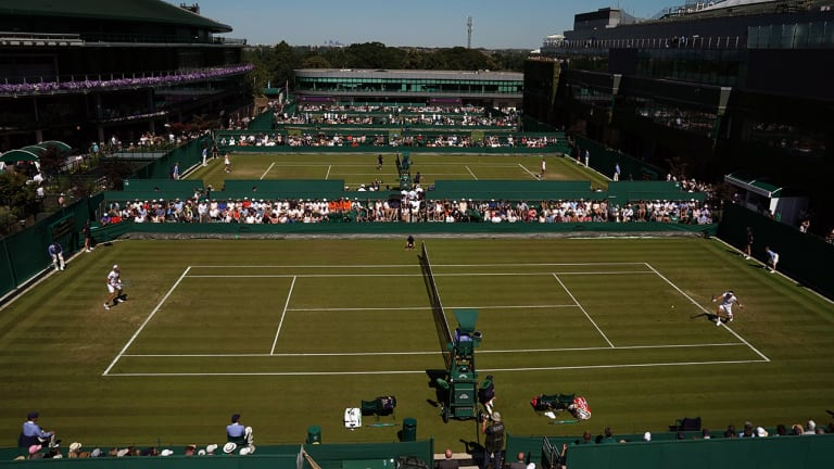 Wimbledon Embraces Technology and Tradition in Unique Way