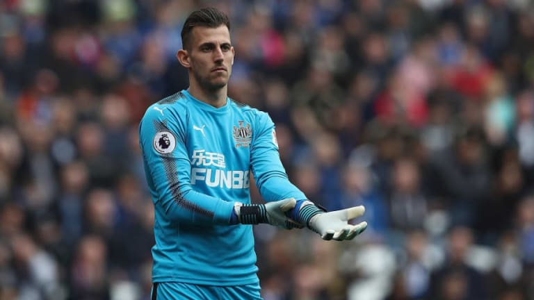 Newcastle United Complete Permanent Signing of Martin Dubravka After Successful Loan Spell