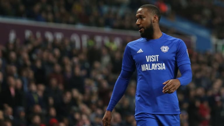 Junior Hoilett Commits His Future to Cardiff City After Agreeing New 3-Year Deal