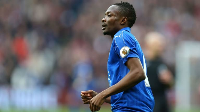 Out of Favour Leicester Striker Ahmed Musa Linked With Sensational £40m Al-Nassr Transfer