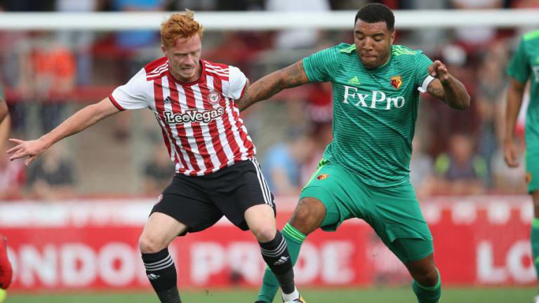 Cardiff Eyeing £15m Bid for Watford Captain Troy Deeney to Help Bid for Premier League Survival