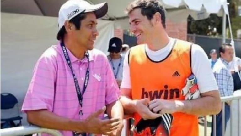 HOMENAJE | La peculiar manera con la Iker Casillas dio a conocer su fanatismo por Jorge Campos