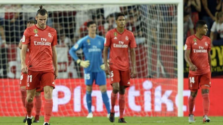 Lo bueno, lo malo y lo feo del tropiezo del Real Madrid en Sevilla (3-0)