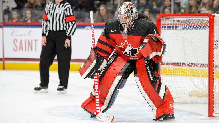 Shannon Szabados Ready to Embark on New Challenge With NWHL's Beauts