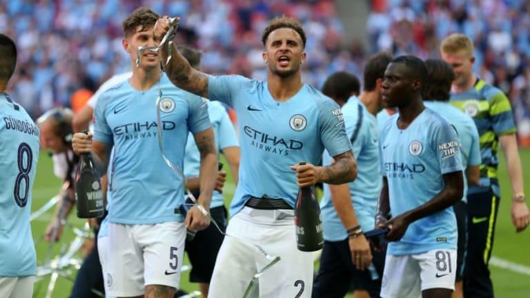 Kyle Walker Reveals Pep Guardiola's Desire for Man City to Win Historic Quadruple This Season