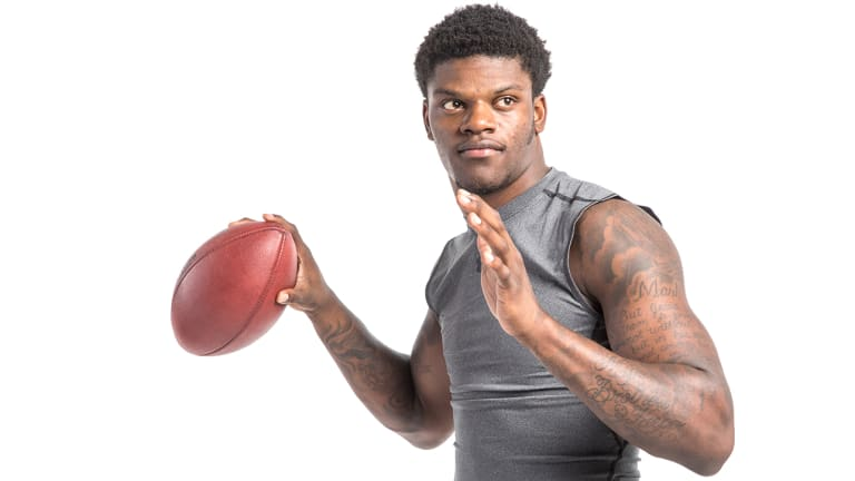 Lamar Jackson, His Mother, and the Plan They've Always Had