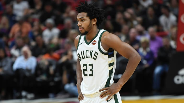 Bucks Rookie Sterling Brown Was Arrested and Tased by Milwaukee Police
