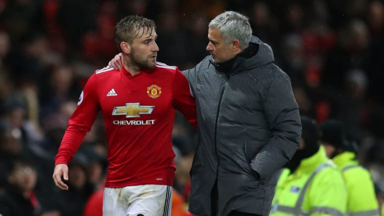 Barcelona Linked With Surprise Summer Move for Outcast Man Utd Full Back Luke Shaw